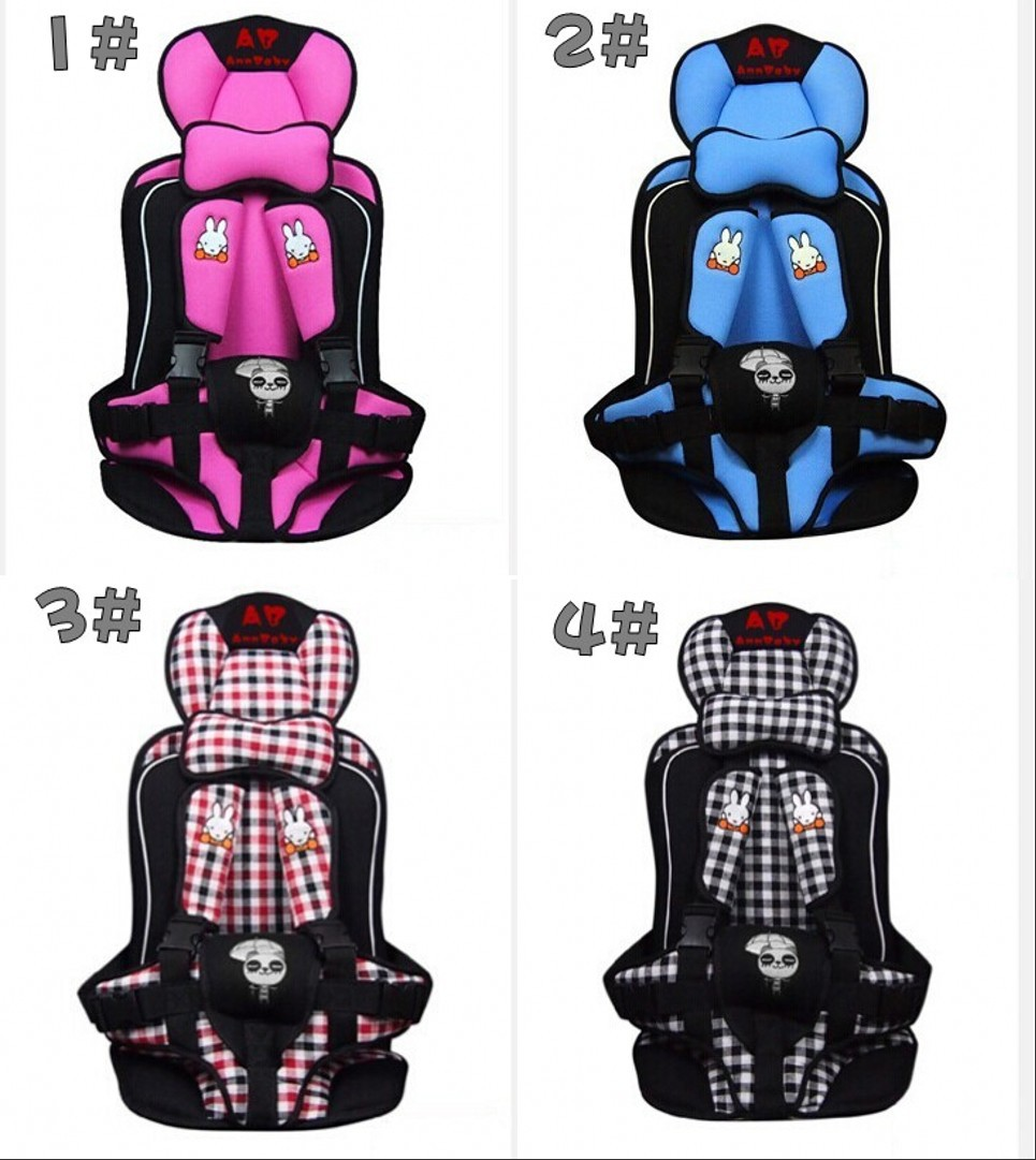 drop shipping seat cover Car portable annbaby child safety baby car 0 - 4 colors Ada commodity store