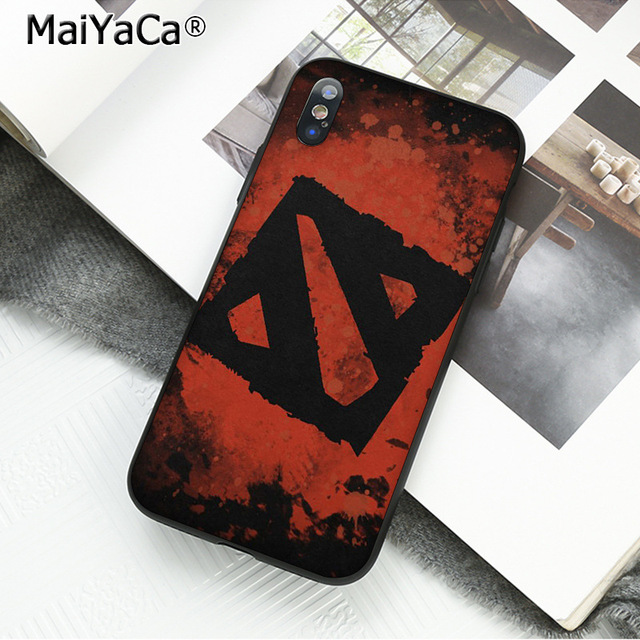 Dota 2 Logo for iPhone