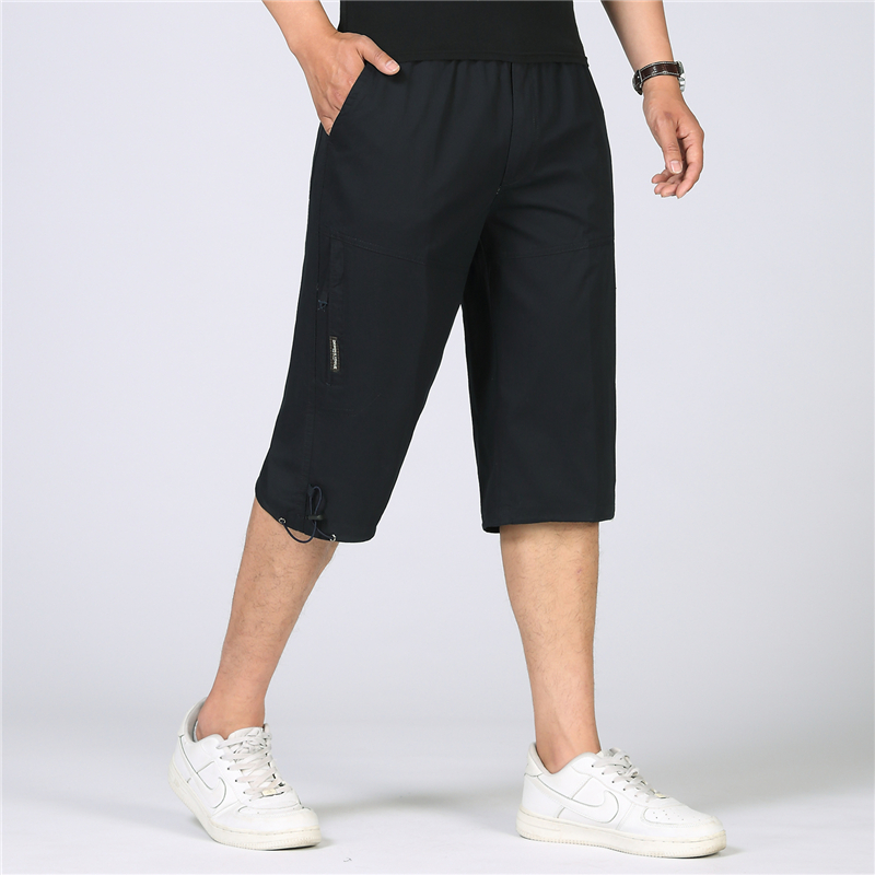 2018 New Summer Military Tactical Cargo Shorts Men Army Combat Baggy Capris Pocket Knee-Length Working Short Plus Size 5XL 6XL