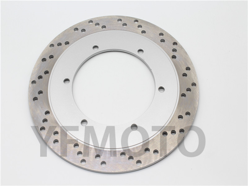 New Motorcycle Rear Brake Disc Rotor For Hon da VTX1300 VTX 1300 S3/S4/S5/S6/S7/S8 2003-2008 04 05 06 07 rear wheel hub for mazda 3 bk 2003 2008 bbm2 26 15xa bbm2 26 15xb bp4k 26 15xa bp4k 26 15xb bp4k 26 15xc bp4k 26 15xd