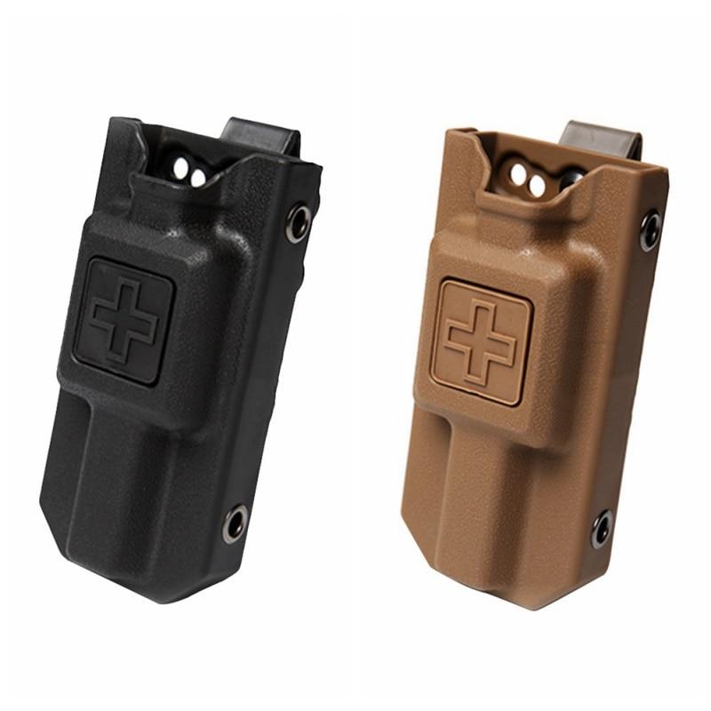 Outdoor Storage Bag Molle Pouch Hunting Tourniquet Pouch Molle EDC Tactical Bag Hunting Equipment System EMT Tourniquet