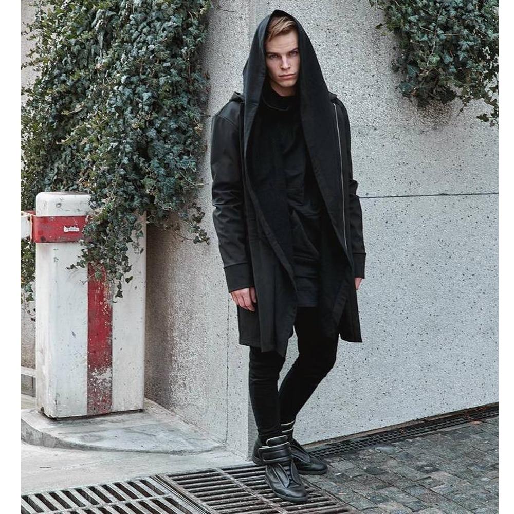 us size jamickiki high street fashion black gray khaki hip hop long sleeve streetwear loose. Black Bedroom Furniture Sets. Home Design Ideas