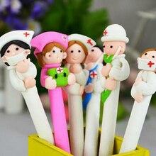 5 шт./лот, новинка, шариковая ручка для медицинского персонала, шариковая ручка для доктора и медсестры, школьные и офисные принадлежности