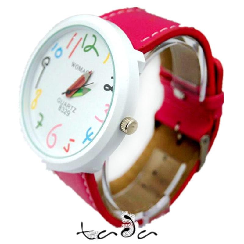 υψηλής ποιότητας καρτούν μολύβι χέρι - Γυναικεία ρολόγια - Φωτογραφία 4