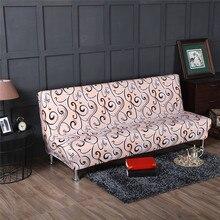Beflockung Faltbare Schleifen Sofa Bettdecke ohne Armlehne Handtuch Universal Alle Abgedeckt Kissen Fall Für Esszimmer 165-195 cm