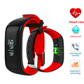 Hot Bluetooth smart band Support Blood pressure monitor Heart rate monitor waterproof smartband for IOS Android pk xiaomi fitbit