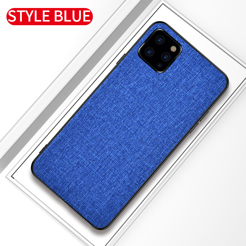 Joliwow Fabric Case for iPhone 11/11 Pro/11 Pro Max 5