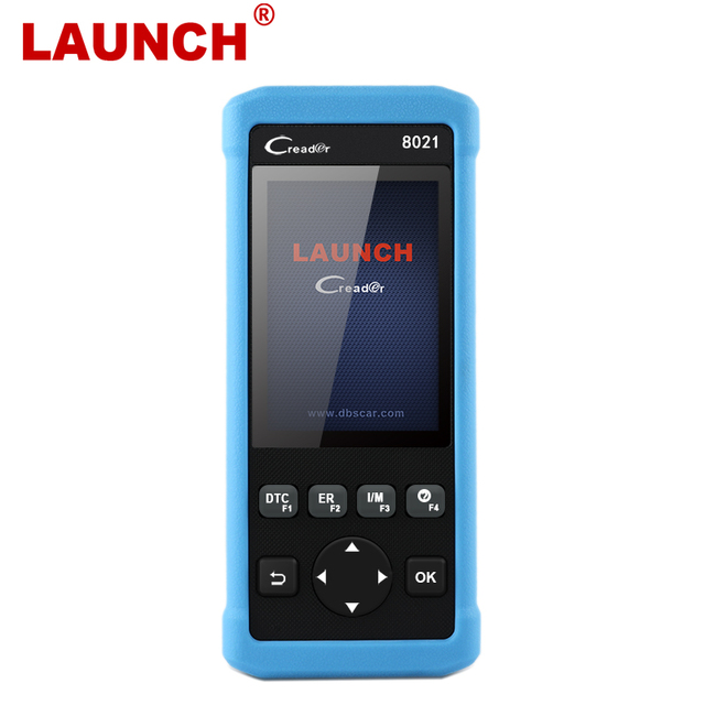 Launch CR8021 OBD2 Automotive Scanner Diagnostic Tool DPF Regenerate Oil Reset ABS Airbag TPMS BMS EPB Sytem OBD 2 Scan tool