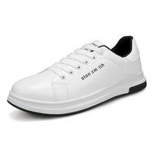White Men Shoes Casual Running Shoes Men Sneakers 2019 Spring New Low Help Breathable Lace Up Shoes Mens Shoes Zapatos De Hombre цена в Москве и Питере