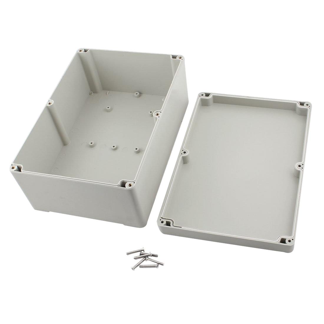 JFBL Hot Waterproof Plastic Enclosure Case Junction Box 265mm x 185mm x 115mm