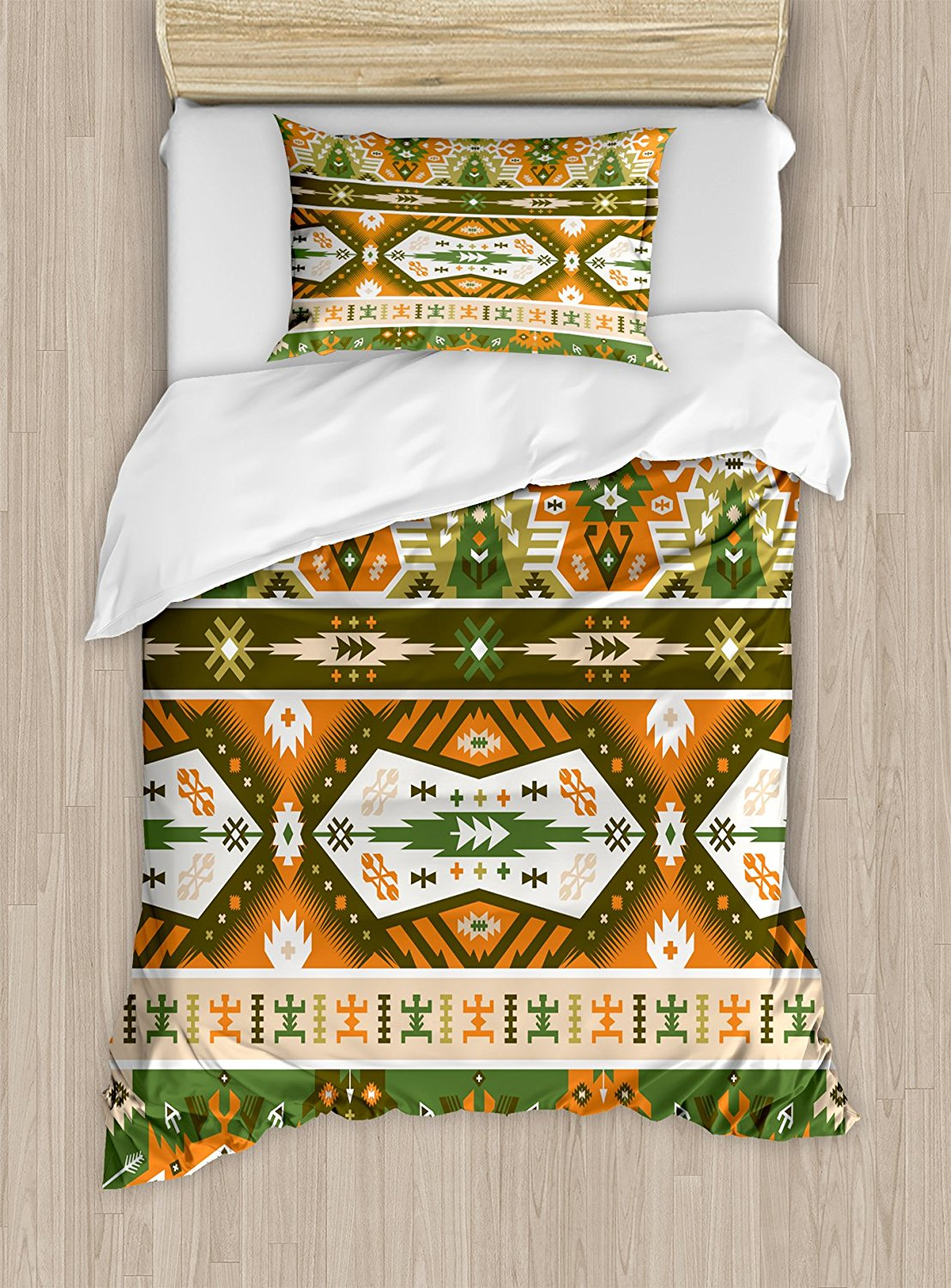 full warm tribal dhl bedding dreamcatcher with products size image duvet pillow gold shams pieces product cover tour