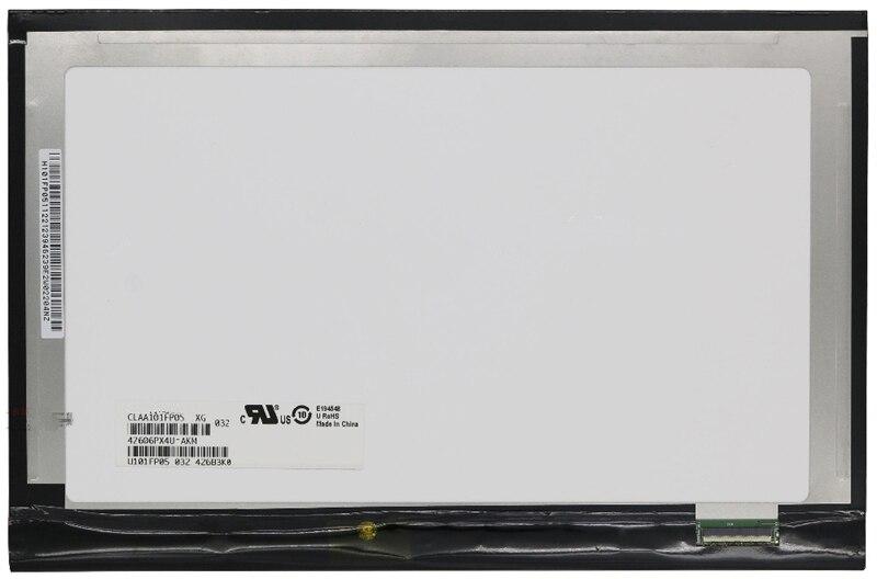 Per CLAA101FP05 XG B101UAN01.7 Asus MeMO Pad FHD 10 ME302 ME302C ME302KL Nuovo LCD Pannello di Visualizzazione Dello Schermo Moudle Monitor