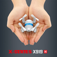 X919H smartphone APP control RC Drone 2.4G 4CH 6-axis-gyro WIFI FPV Real-time transmission RC Quadcopter with HD WIFI camera