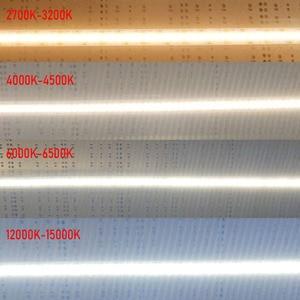 Image 2 - Bande lumière lumière, blanc chaleureux, blanc naturel, 5M 1200LED S 24V 3014 bande LED SMD LED, 12 14LM 240LED/M, ligne or ruban LED LED