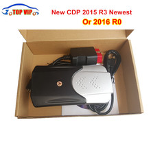New arrival CDP PRO 2018 Newest 2016 R0 Free Activated New TCS CDP New VCI Auto