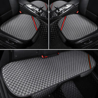 Luxury Fashion Car Seat Cover Cushion Protector Mat Pad For Cadillac cts srx changan cs35 chery tiggo 5 t11