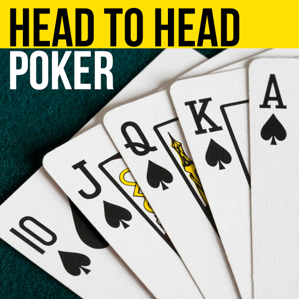 2016 Head to Head Poker door Paul Gordon -Magic tricks