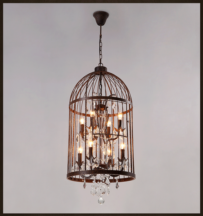 Decorative projector lights edison chandeliers retro classical decorative projector lights edison chandeliers retro classical chandelier dining room bird chandelier crystal art chandelier in chandeliers from lights aloadofball Gallery