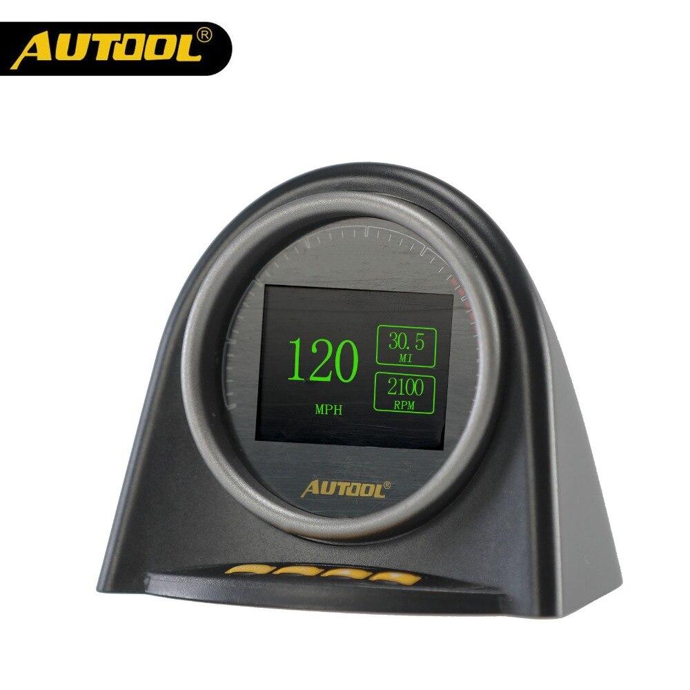 AUTOOL X70 Авто HUD автомобильной Headup дисплей автомобиля OBD 2 Head up метр полный OBDII протоколы