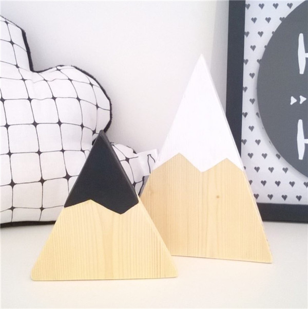 2pcs small+big Volcano Model Ornaments Creative INS Room Decoration Toy Desk Chirstmas Gift Collection Home Garden New Year Baby