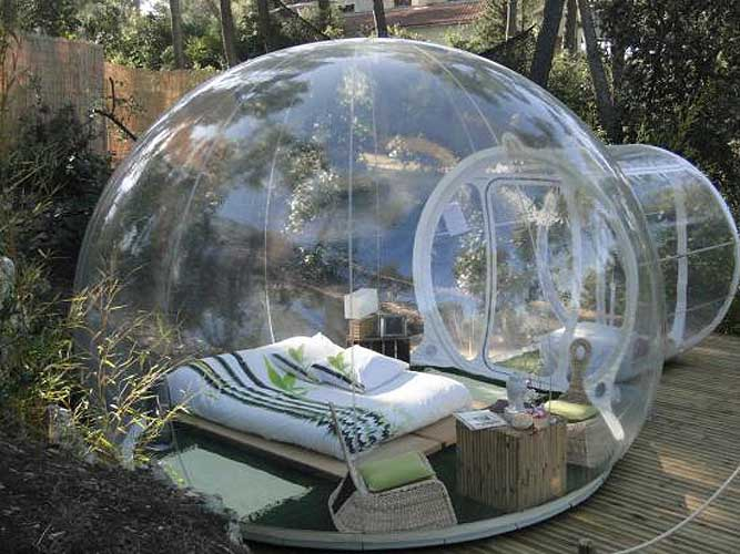 Hot Large Inflatable Clear Lawn Inflatable Bubble Tent C&ing Tent Beach Party Family Outdoors Folding Bed Garden Tent -in Tents from Sports ... & Hot Large Inflatable Clear Lawn Inflatable Bubble Tent Camping ...