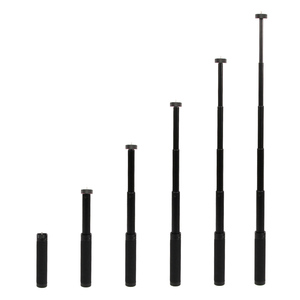 Image 2 - Original Feiyu Tech Extention Reach Pole Stange für G6 G6P OSMO Mobile 3 2 Glatte 4 moza mini s vilta m pro isteady Handheld Gimbal