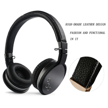 HuanYun Bluetooth Headphones Wireless Sport V4.2  headset Stereo Bass with microphone Foldable For Phone Tablet TV PC  BT016