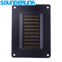 Hi Sensitivity High Power Air Motion Tweeter Transducer Transformer AMT Ribbon Tweeter Speaker Sets Low Crossover