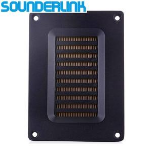 Image 1 - Sounderlink 1PC 60W high power Air motion tweeter transducer transformer AMT ribbon tweeter speaker full middle range