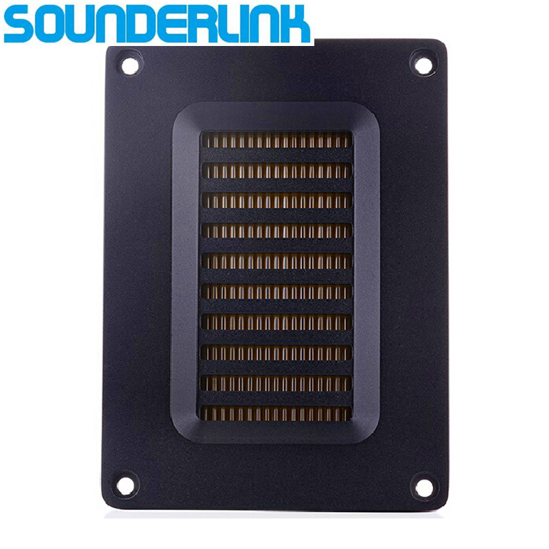 Sounderlink 60W high power Air motion tweeter transducer transformer AMT ribbon tweeter speaker full middle range
