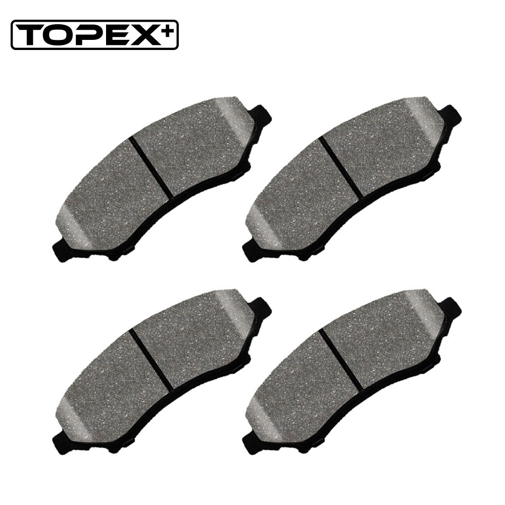 Rear Car Brake Pads Low Dust Fit For 2004 2012 Chevrolet Malibu 2007 2010 Pontiac G5 2007 2010 Saturn Aura in Car Brake Pads Shoes from Automobiles Motorcycles