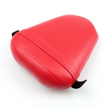 Areyourshop Motorcycle For Yamaha R1 2007-2008 Seat Passenger Rear Seat Leather Pillon 1PCS Hot Sale R1 Motorbike Covers Parts