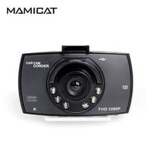 2.4 дюймов Экран видео Регистраторы Камера DVR регистраторы Ночное видение бесплатная доставка