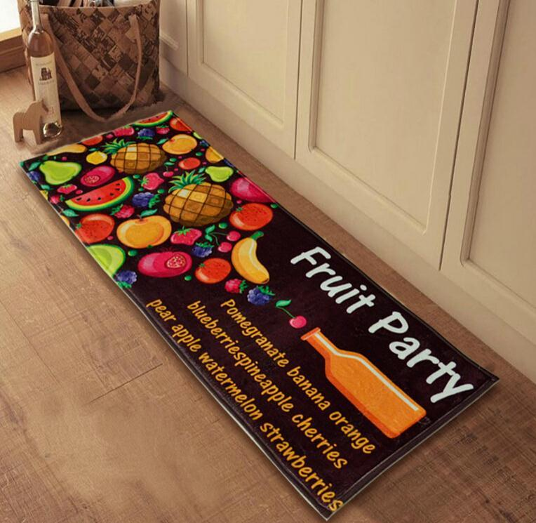 Fruit Kitchen Rugs Outdoor Kitchen Area Promotion Shop For Promotional  Outdoor