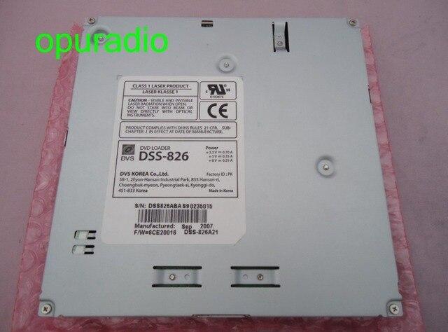 DVS KOREA DVD LOADER DSS-826 mekanisme tanpa PCB KELAS 1 PRODUK LASER UNTUK nesa DVD player atap untuk mobil audio
