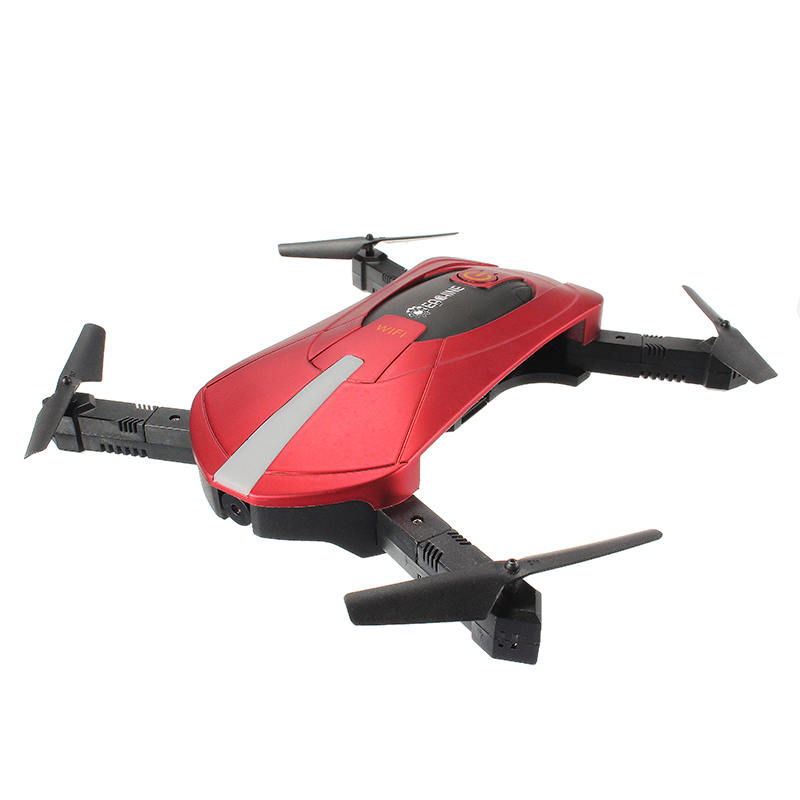 High Quality Eachine E52 WiFi FPV Selfie Drone With High Hold Mode Foldable Arm RC Quadcopter RTF For Children Gift 1
