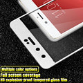For Nubia Z11 mini S Glass IMAK Full Screen Coverage Tempered Glass Screen Full Cover protective film For Nubia Z11 miniS Glass