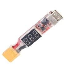 2016 Горячие Продажа 2 S-6 S Батареи Липо USB Конвертер XT60 Плагин Мобильного Телефона Автомобильное зарядное устройство адаптер