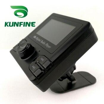 Universal Car styling 12V-24V Car DAB+ Tuner Car Radio FM Transmitter Car DAB Digital Radio Adapter with Bluetooth Music Streami