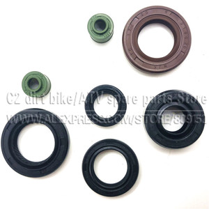 YinXiang Engine 150/160cc YX150/160 engine Oil Seal Valve seal For Chinese Dirt Pit Bike Kayo BSE Apollo YX Engine Parts(China)