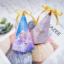 50Pcs Laser Cut Paper Candy Gift Boxes Cone Candy Bag Gifts Guest & Ribbon Baby Shower Birthday Wedding Favors Party Decoration цена и фото