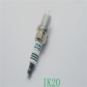 Image 1 - 8pcs/lot Iridium Spark Plugs Apply to for Toyota  Volkswagen   Honda   Audi   Mitsubishi  BMW Subaru  IK20