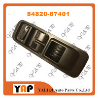 Power Window Lifter Switch FOR FITToyota Daihatsu Terios Cami 1.0L L4 FRONT Right 84820 87401 1998 2001