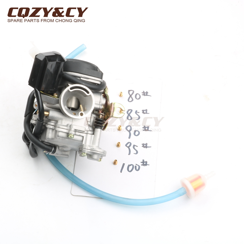 20mm Scooter Carburetor PD20J for PIAGGIO CVK Liberty 50 Fly 50cc 4 stroke Liberty 50 4T