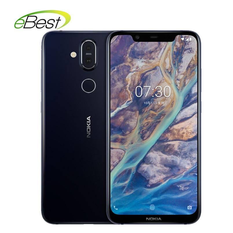 NOKIA X7 6.18 pouces FHD plein écran Android Smartphone Snapdragon 710 Octa Core 3500mAh Charge rapide OTG téléphone Mobile-in Mobile Téléphones from Téléphones portables et télécommunications on AliExpress - 11.11_Double 11_Singles' Day 1