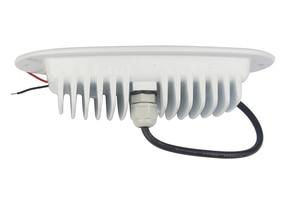 Image 4 - Luz de aluminio impermeable para barco marino de 10 W Luz de cubierta blanca 8 30 V CC