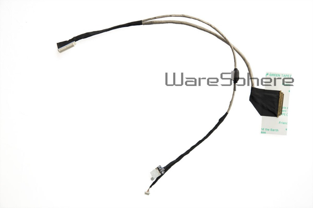 NEW Laptop LCD LED LVDS Video Flex Cable for ACER Aspire One D250 AOD250 KAV60 Carbon Screen Video CABLE DC02000SB50 hot new laptop dc power jack with cable for desktop laptop for acer aspire 5741 dc jack with cable free shipping