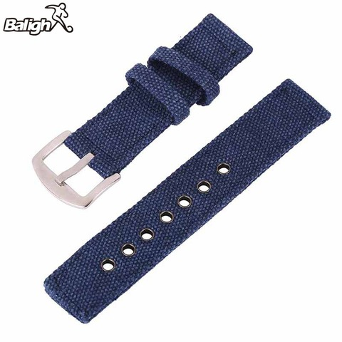 New 18mm 20mm 22mm 24mm Canvas Camouflage Watch Band Strap For Men Women   Watches Belt Accessories Wrist Watch Bracelet Islamabad