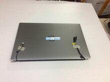 תצוגה עבור Dell XPS 15 9550 9560 3840*2160 4K מגע מסך UHD/1920*1080 FHD ללא מגע LED לספרת LCD מסך הרכבה