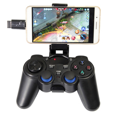 Wireless Gamepad 2.4G Bluetooth Controller for PS3/Mobile